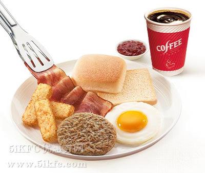 西式早餐全餐