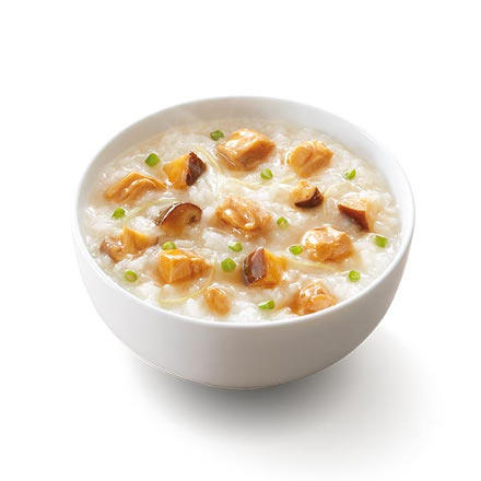 肯德基冬菇滑鸡粥,价格8.00元/份