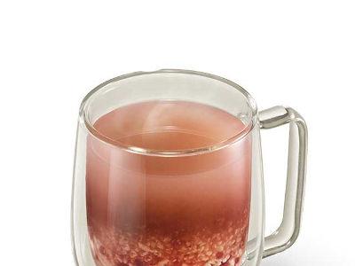 红豆酒酿饮