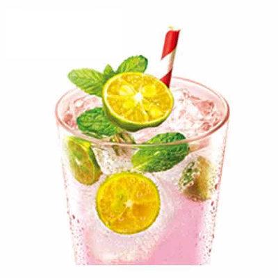 肯德基莫吉托女孩树莓风味无酒精鸡尾酒特饮,价格13.00元/杯