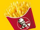 KFC菜单图片:薯条(大/中/小)(French Fries(L/M/S))