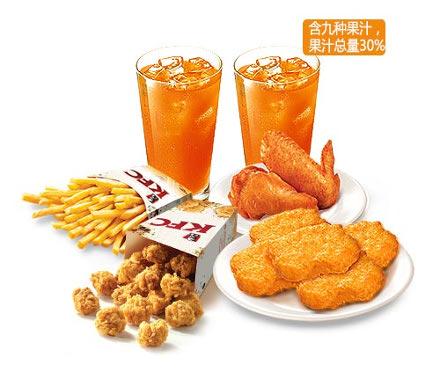 00元/份-肯德基小食菜单价格表