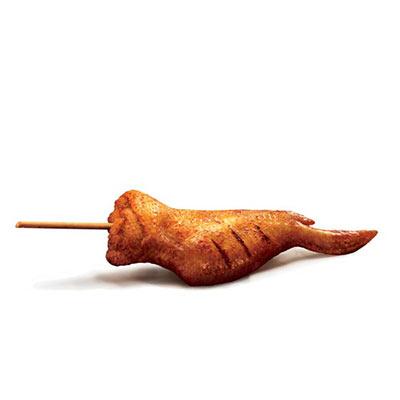 肯德基炙烤脆皮霸王翅,价格12.50元/只