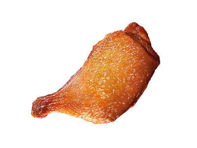 港式烧味脆皮大鸡腿