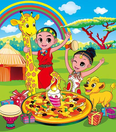 2011年必胜客儿童生日派对预定及举办方式