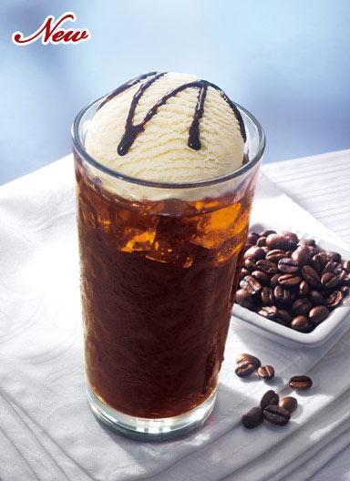 必胜客冰咖啡浮雪,价格21.00元/杯