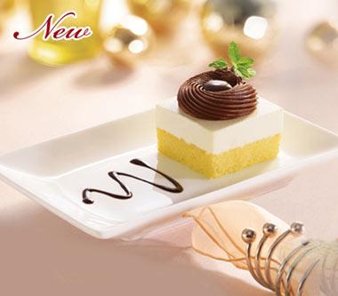 法式尊享慕斯蛋糕 - 必胜客2014新品菜单价格表