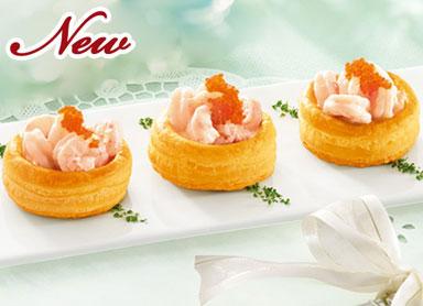 必胜客鱼籽酱海鲜法式酥盒,价格