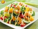 必勝客菜單價格圖片:大蝦蔬果沙拉(Da Xia Su Guo Sala)