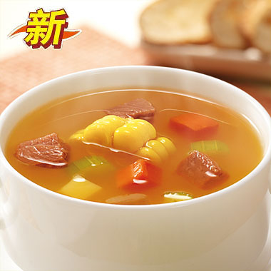 必勝客歐式精燉牛肉湯,價格15.00元/份(200毫升)